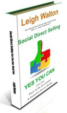 Social Direct Selling Book 1