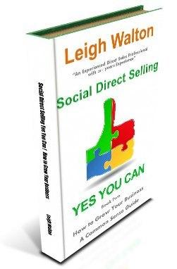 Social Direct Selling Book 2
